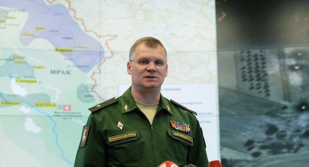 Photo of الدفاع الروسية: الولايات المتحدة تبحث عن أدلة مزيفة