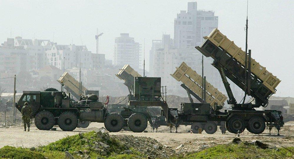 Photo of إسرائيلتطلقصاروخباتريوتلمواجهةطائرةبدونطياراقتربتمنهاشمالاً