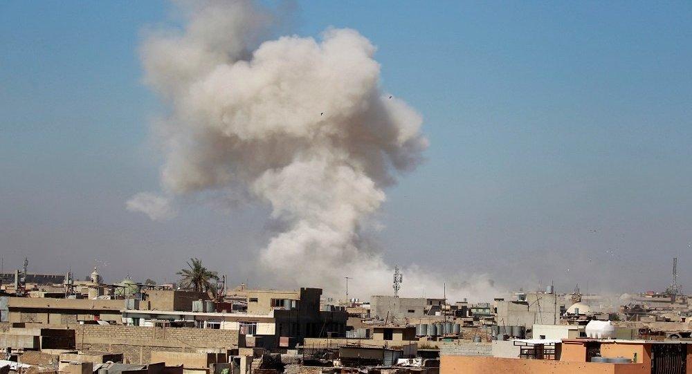 """Photo of """"داعش"""" تستخدم أسلحة كيميائية ضد القوات العراقية بالموصل"""