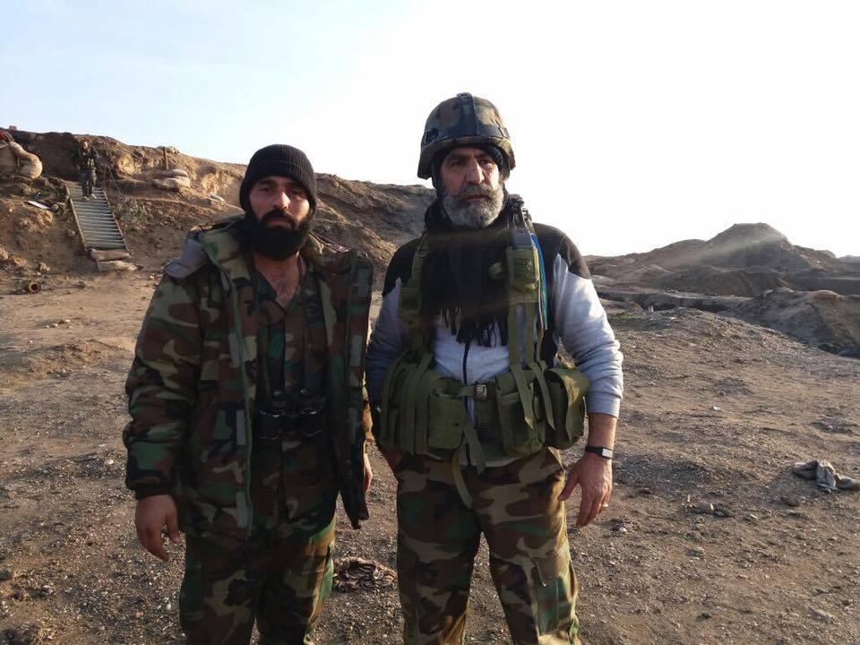 Photo of مقتل أكثر من 14 إرهابياً داعيشاً بنيران اسود الحرس الجمهوري بدير الزور