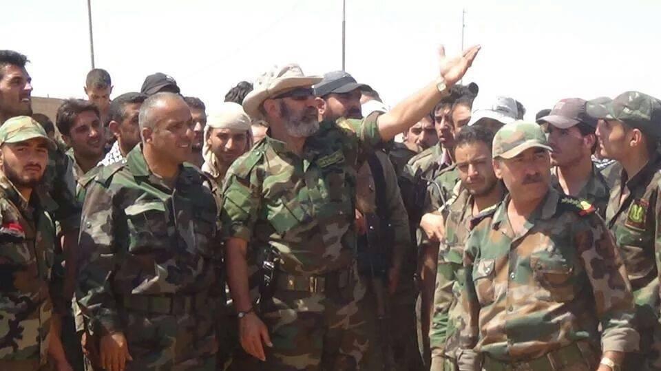 Photo of أسود الحرس الجمهوري يستعدون السيطرة على موقع فرج جنوب مطار دير الزور