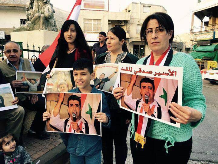 Photo of أبناء الجولان المحتل ندعم الأسرى بمعركة الإضراب عن الطعام