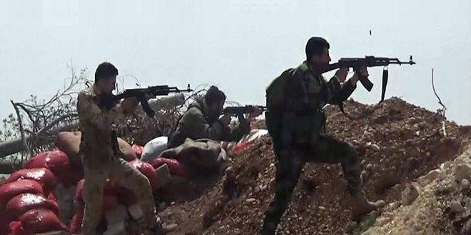Photo of هكذا فشل داعش بالهجوم على قواعد الجيش قرب الحدود