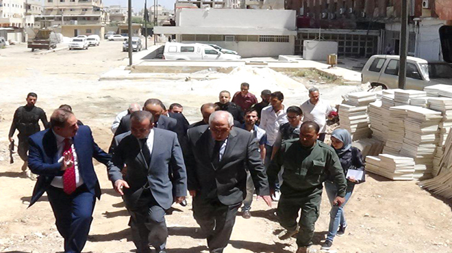 Photo of 15 مليون ليرة إعانة مالية لإنشاء معمل للألبان والأجبان في درعا