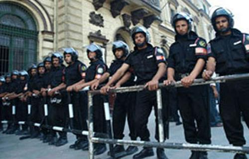 Photo of اجراءات أمنية مشددة بمصر بمحيط الكنائس