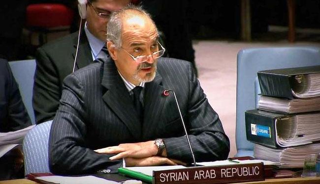 Photo of الجعفري: امريكا تدفع بالحرب على سوريا