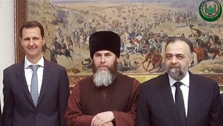 Photo of الرئيس الشيشاني يكشف عن تفاصيل لقاء الأسد مع مفتي الشيشان