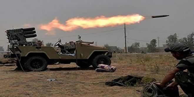 Photo of الجيش العراقي يتقدم جنوب الموصل