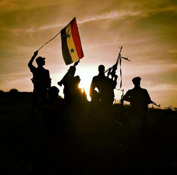 Photo of الجيش يتقدم ويسيطر على التلال في محيط جبل القطار بريف تدمر