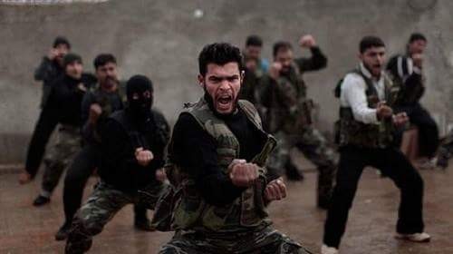 Photo of خوفاً من تحرير الغوطة الدمشقية.. مخطط قطري لإعادة تمويل المسلحين