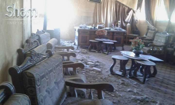 Photo of قذائف إرهابية على تربية القنيطرة