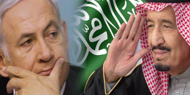 "Photo of ""اسرائيل"" والسعودية ترحبان بالعدوان الامريكي"