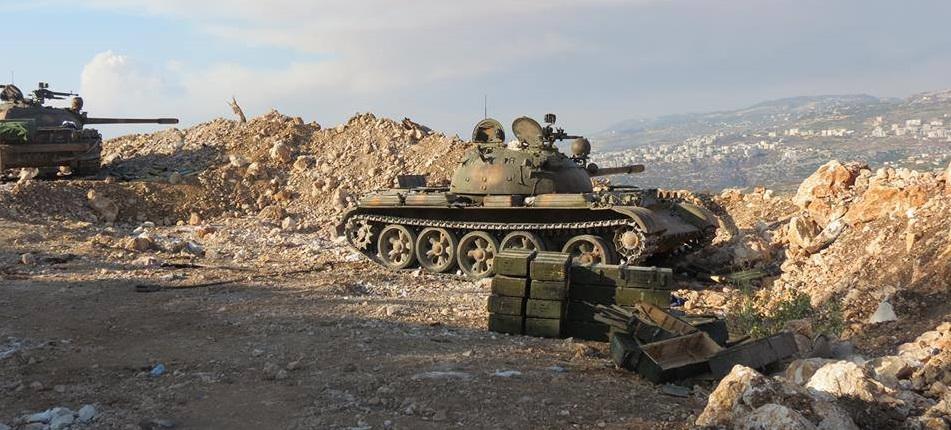 Photo of هجوم إرهابي عنيف بريف اللاذقية والجيش يتصدى