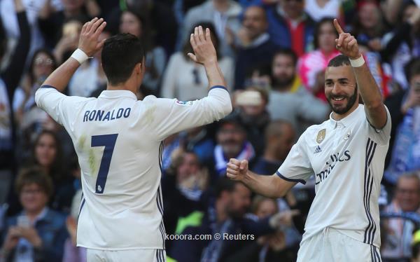 Photo of ريال مدريد يُغرِّد في الصدارة بفوز ثلاثي على ألافيس