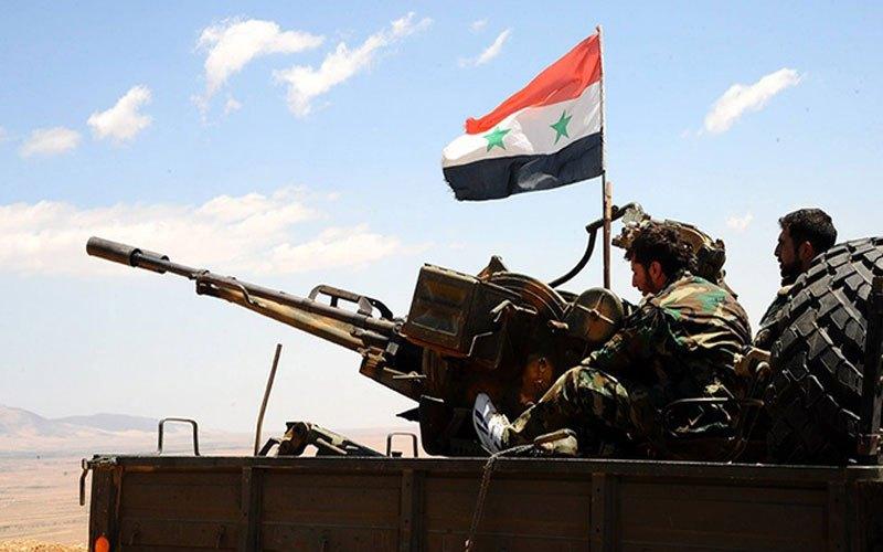 Photo of الجيش يدمر مستودعات أسلحة لداعش بدير الزور