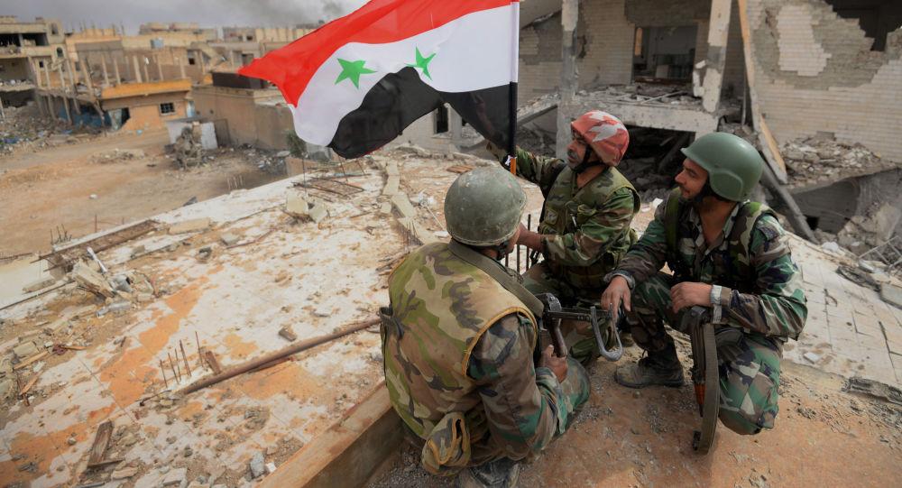 Photo of الجيش يحرر مسكنة بريف حلب