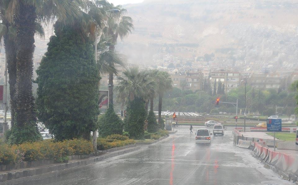 Photo of بنهاية أيار…. فرص لهطول كميات من الأمطار