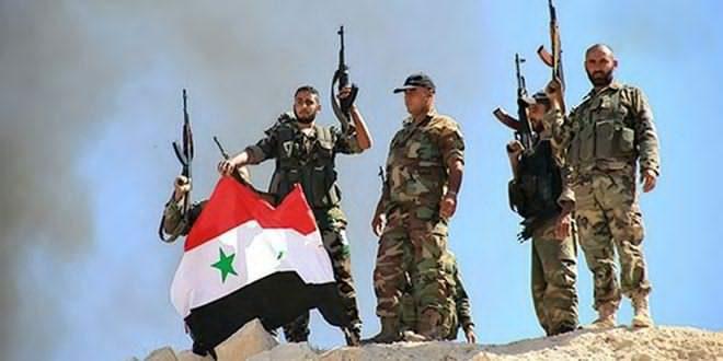 Photo of الجيش يسيطر على مقلع المشيرفة بريف حمص