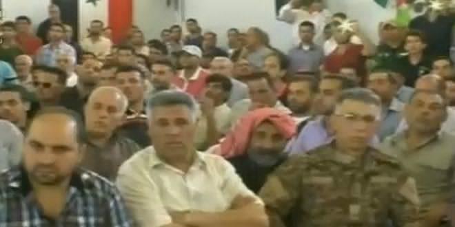 Photo of تسوية اوضاع 1000 مطلوب من درعا