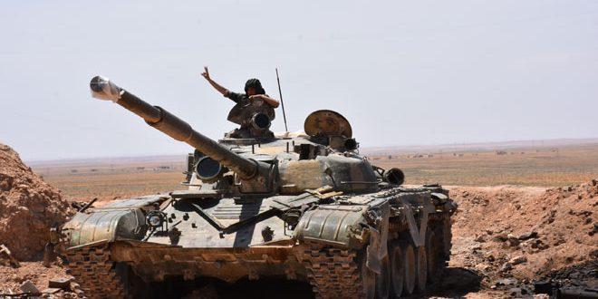 Photo of قرى جديدة بريف حلب بيد اسود الجيش