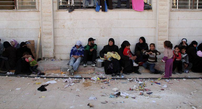 Photo of 57.7 نسبة السوريات العاملات في الشارع