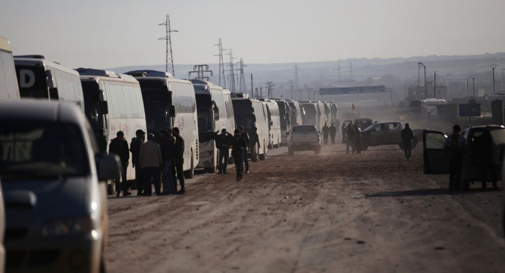 "Photo of المسودة النهائية لمذكرة مناطق ""وقف التصعيد"" الأربع في سوريا"