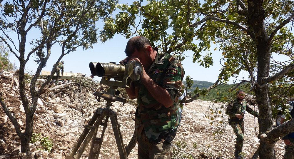 """Photo of عين الجيش على """"مسكنة"""" بعد فرار داعش"""