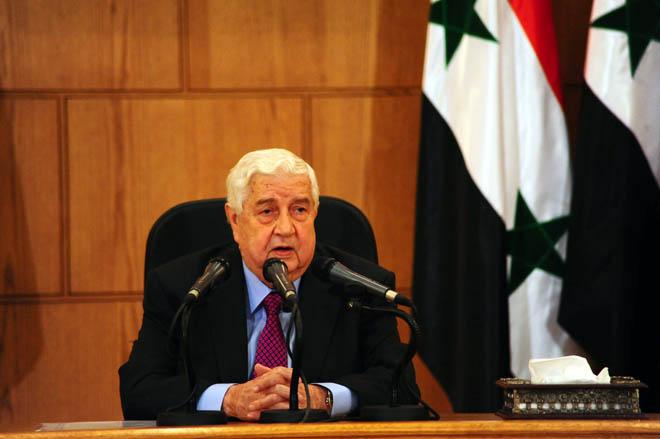 Photo of المعلم: إن دخلت قوات أردنية إلى أراضينا بدون تنسيق مع سورية فسنعتبرها قوات معادية