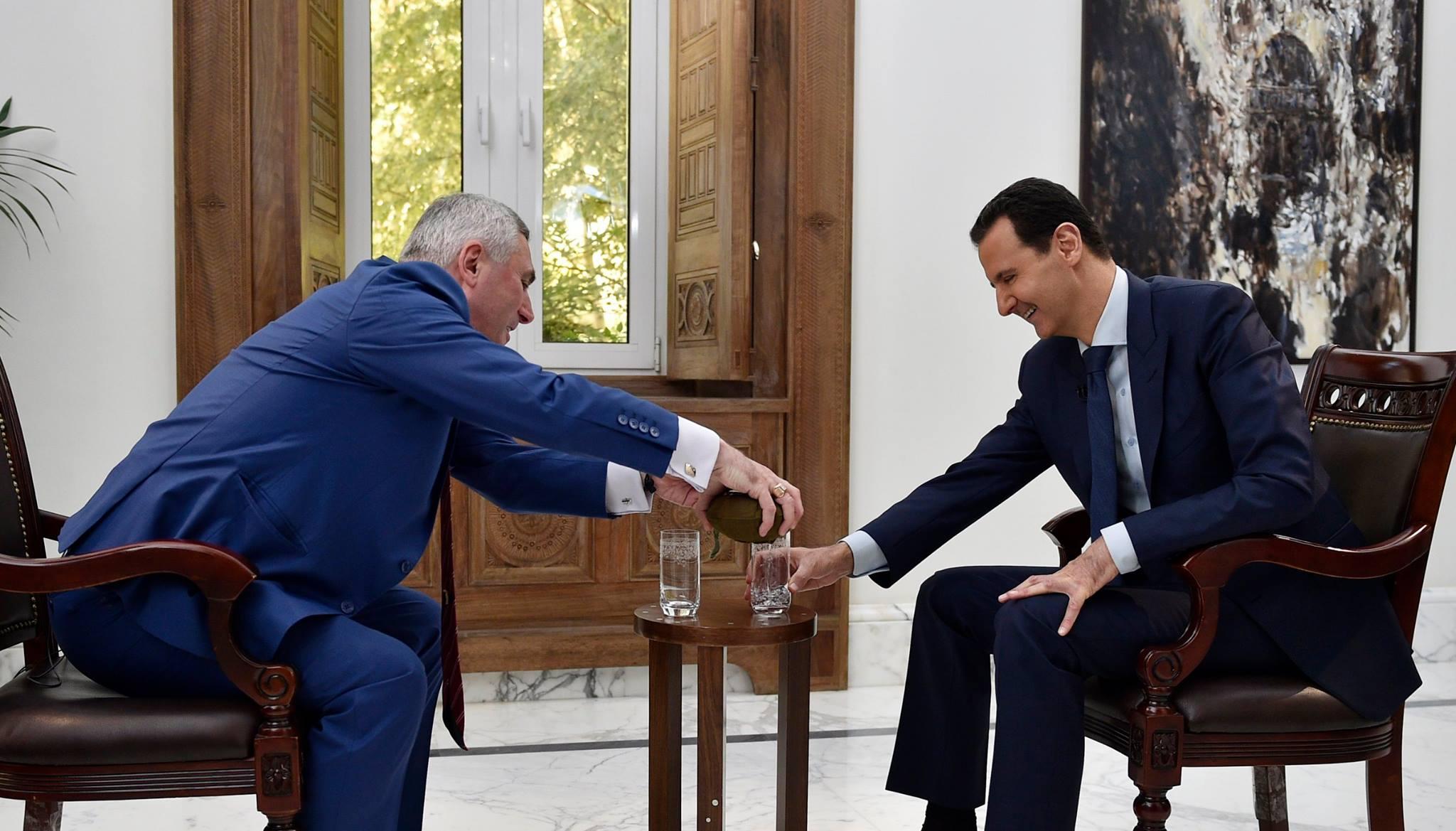 Photo of الأسد يرحّب بـ«اتفاق أستانا»: دمشق والحلفاء سيضربون أي خرق