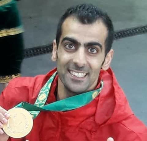 Photo of السوري مجد الدين غزال يتوج بذهبية دورة ألعاب التضامن الإسلامي