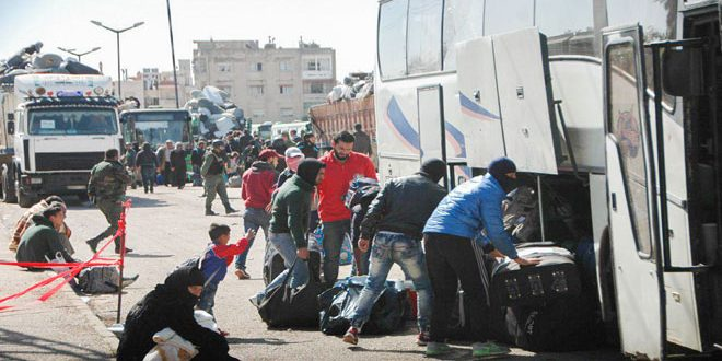 Photo of حمص خالية من الإرهاب