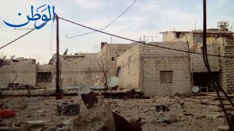 Photo of خروج 400 مسلح من حي تشرين