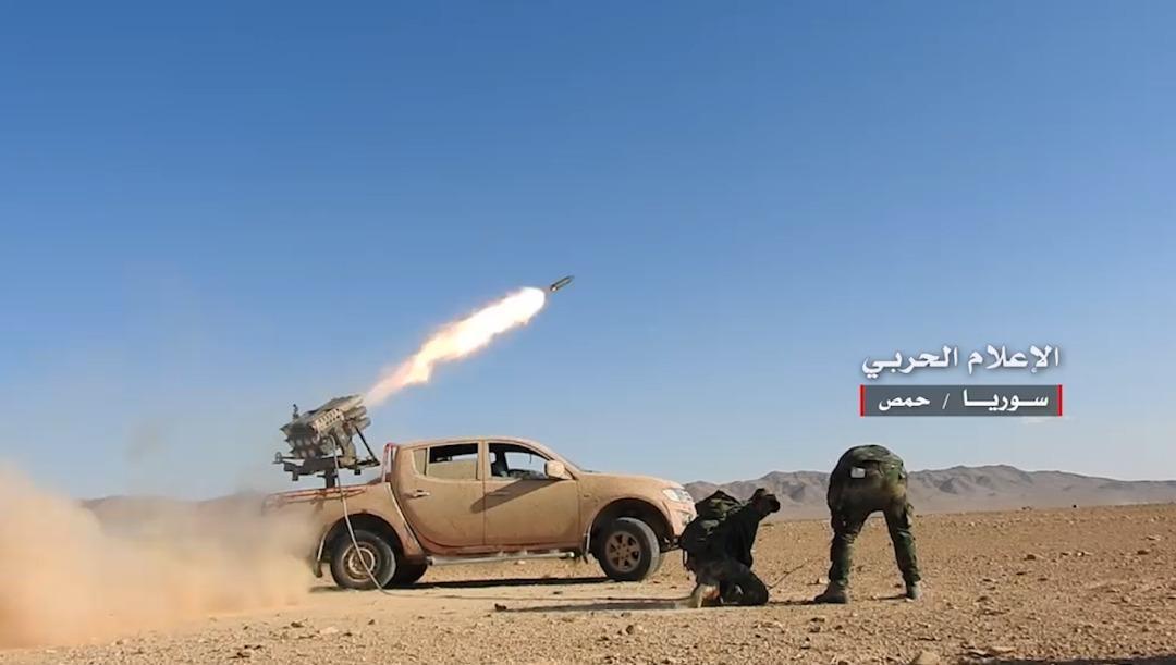 Photo of بالفيديو .. تقدم الجيش و الحلفاء بريف حمص الجنوبي الشرقي