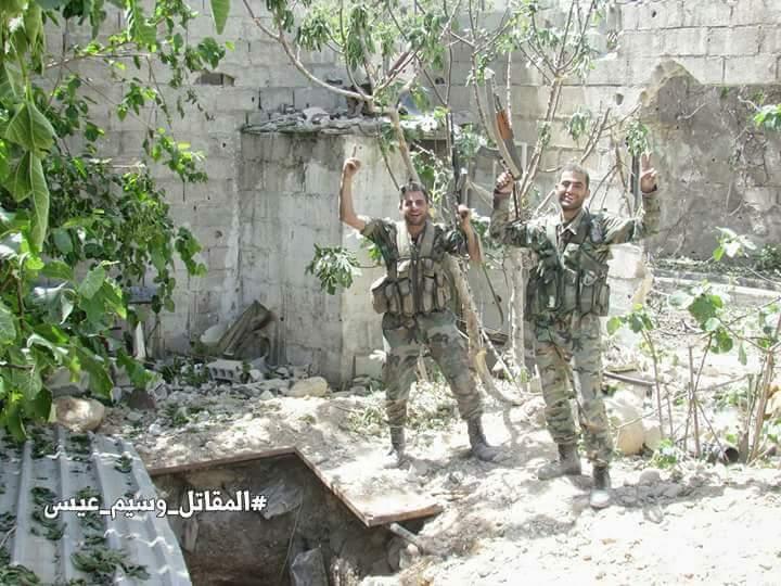 Photo of تقدم نوعي للجيش بالقابون