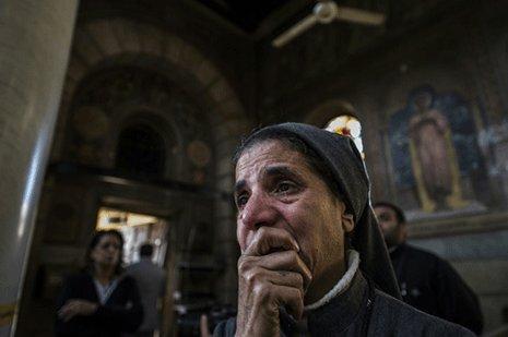 Photo of عشرات الضحايا في هجوم مسلّح بمصر