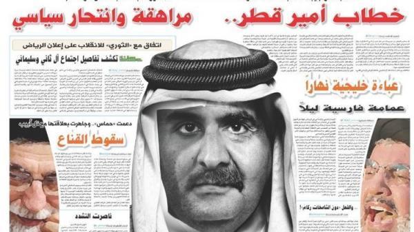 "Photo of حرب إعلامية تستعر بين ""مشيخات الخليج"""