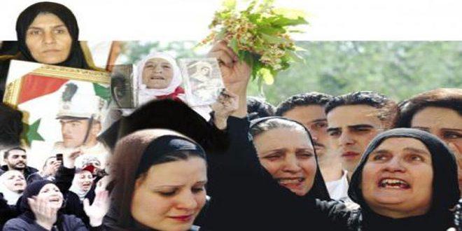 Photo of أمهات الشهداء في السويداء: الشهادة أوسمة مجد ورفعة على طريق النصر