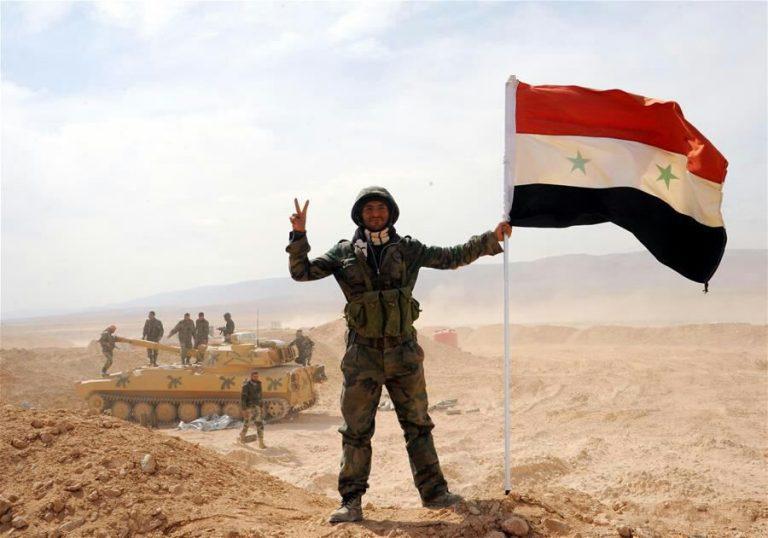 Photo of الجيش يقترب من تحرير حقل أرك للغاز