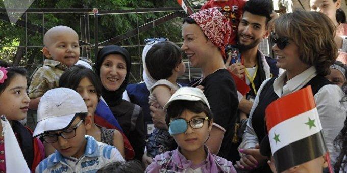 Photo of شحنة من الادوية الروسية لمرضى سرطان الاطفال في حلب