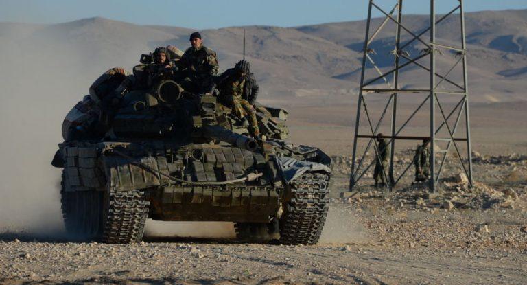 Photo of الجيش يتقدم شرقي حماة