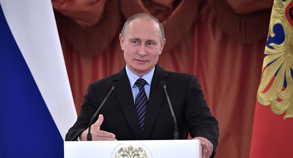 Photo of بوتين يؤكد مجدداً.. الحكومة السورية لم تستخدم الاسلحة الكيميائية