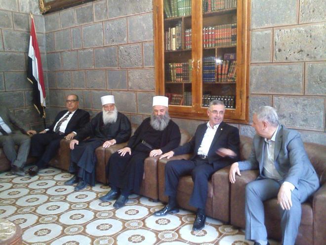 Photo of جهود لمتابعة ملف المخطوفين والمفقودين من أبناء السويداء
