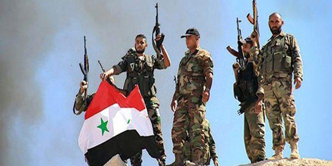 Photo of انتصارات عظيمة يحققها الجيش بريف حلب
