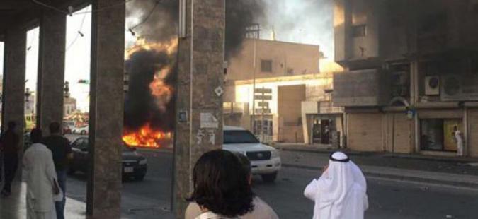 Photo of وانقلب السحر على الساحر.. تفحيرات إرهابية بالسعودية