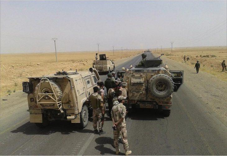Photo of الجيش يتقدم بمحيط الطبقة بريف الرقة