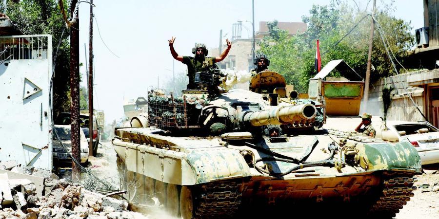 Photo of العبادي: قريباً سنعلن تحرير الموصل بالكامل