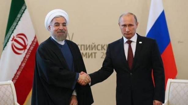 Photo of بوتين يعزي روحاني بشهداء الهجوم الإرهابي
