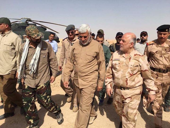 Photo of العبادي: بتنا بالخطوات الاخيرة بالقضاء على داعش