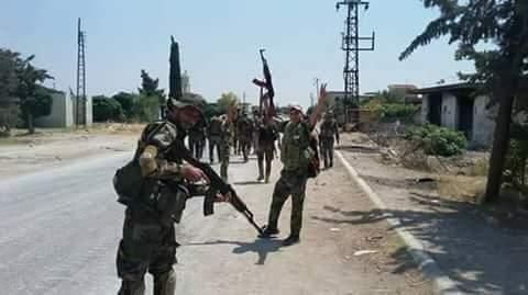 Photo of الجيش يحرر عدة قرى بالريف الغربي لـ الرقة