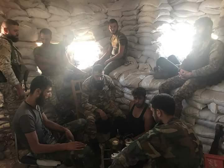 """Photo of بالصور- أبطال معركة """"مدينة البعث"""""""